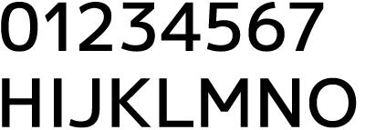 [ M+ 1 medium ] 01234567HIJKLMNO
