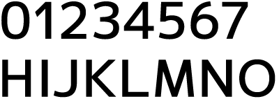 [ M+ 2 medium ] 01234567HIJKLMNO
